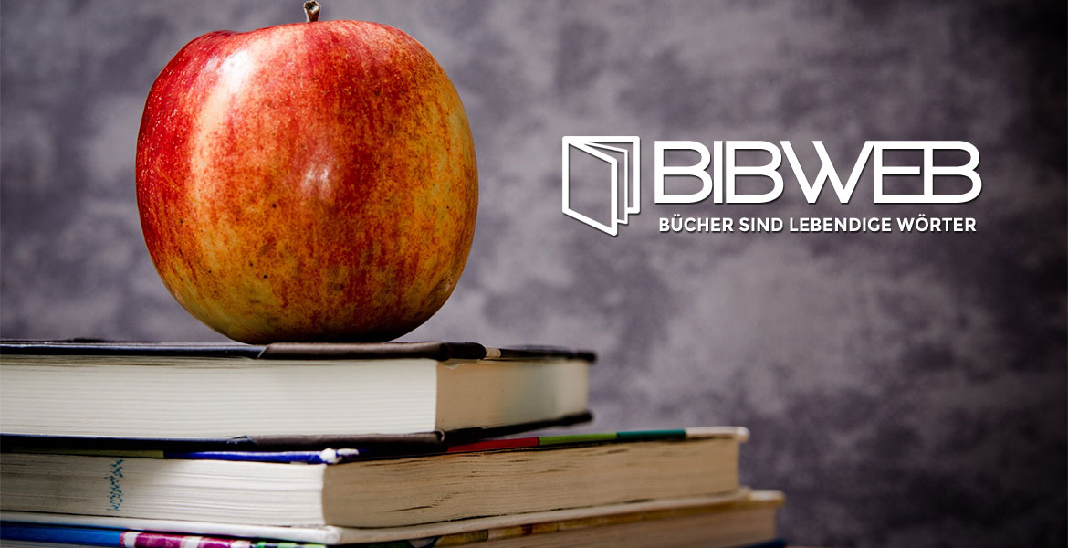 apple and book - apple-and-book